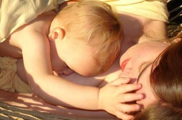 amma ditt barn är ett underbart sätt att visa din kärlek