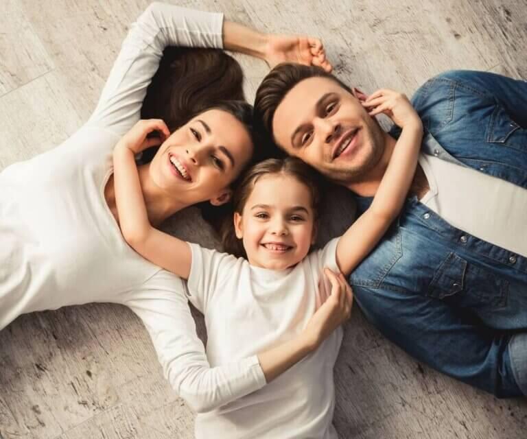 5 tips för att bli en starkare familj i kristider