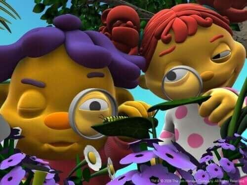 5 pedagogiska TV-serier för barn