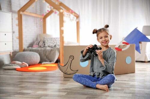 Skapa ett multifunktionellt sovrum för ditt barn: 5 tips