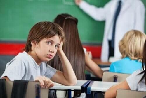 Upptäck om ditt barn har en särskild inlärningssvårighet