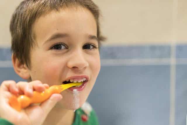 Är fluor bra eller dåligt för barn?