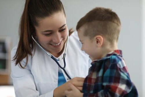 Några tips för ett stressfritt besök hos barnläkaren