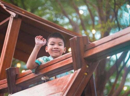 Det är viktigt med ostrukturerad lek i barndomen