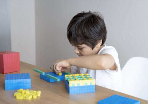 Hur kan barn lära sig bli bra på matte?