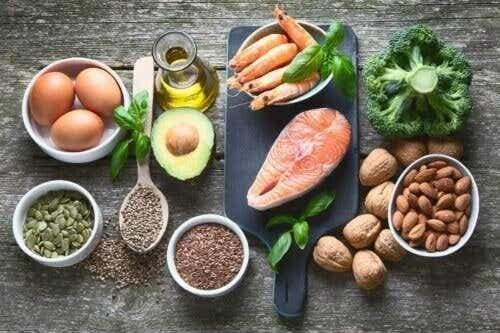 Varför vi bör äta hälsosamma fetter från tidig ålder
