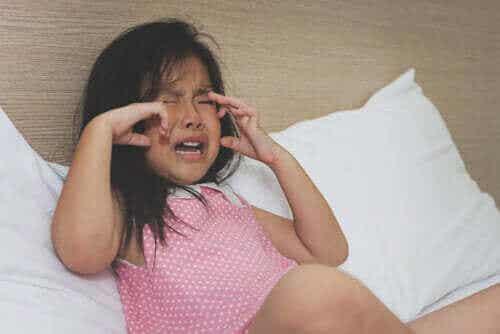 Känsliga barn som lätt blir arga: så här kan du hjälpa