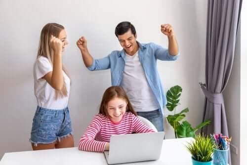 Lär barn att motivation måste odlas