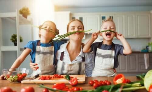 Vad är den bästa maten för barn