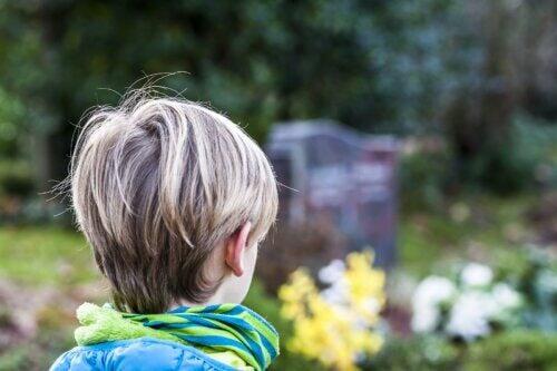 Rädslan för döden hos barn