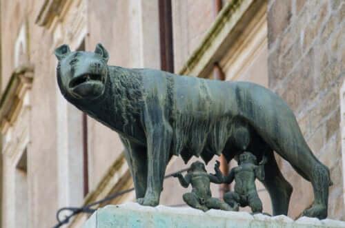 Namn med romerskt ursprung för pojkar