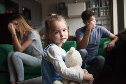 10 mönster inom familjeinteraktion som kan vara skadliga