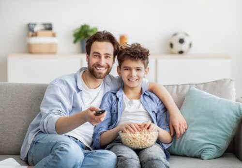 5 sportfilmer för barn