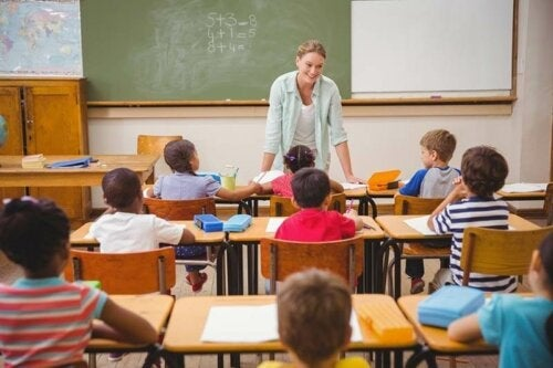 Övergången från förskola till grundskola