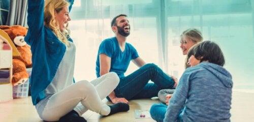 Spel som kommer att öka dina barns ordförråd