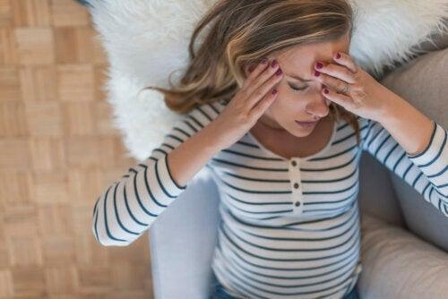 Naturläkemedel mot huvudvärk under graviditeten