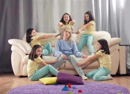 Rastlösa barn kontra hyperaktiva barn
