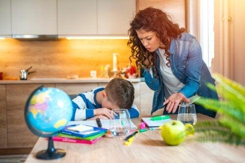 Mitt barn tappar bort allt möjligt: hur kan jag motverka det?