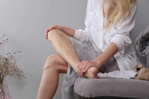 Svullna fötter efter förlossningen: vad du behöver veta