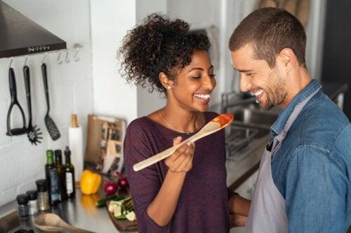 En veckomeny för att förbättra fertiliteten hos par